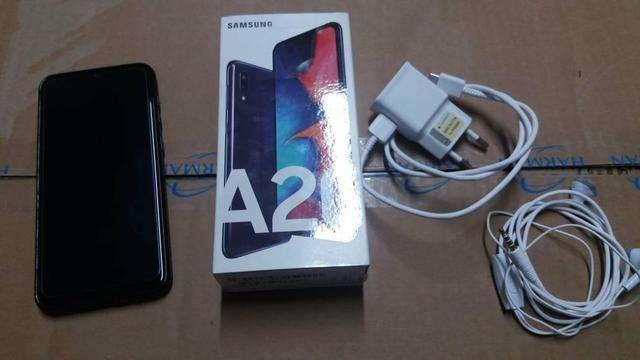 Celular Samsung A 20ForroVidrio Templado - 2 meses de uso