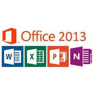 Office Hogar Pequeña Empresa 2013