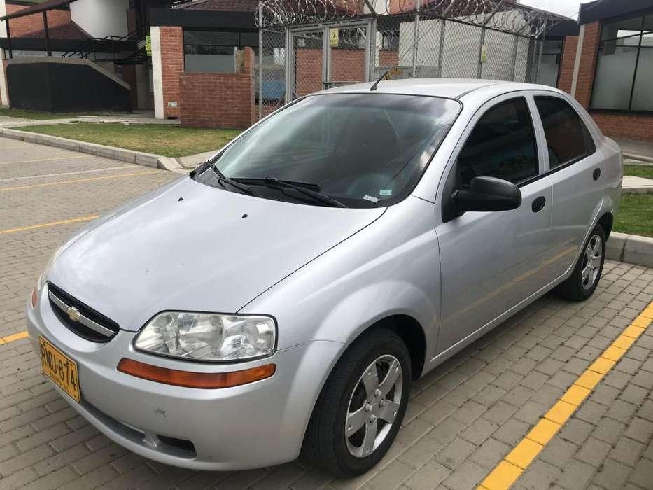 Chevrolet Aveo 2012 - 141000 km
