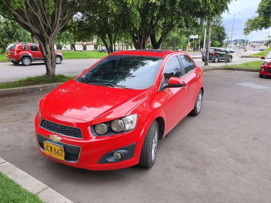 Chevrolet Sonic 2017 - 17000 km