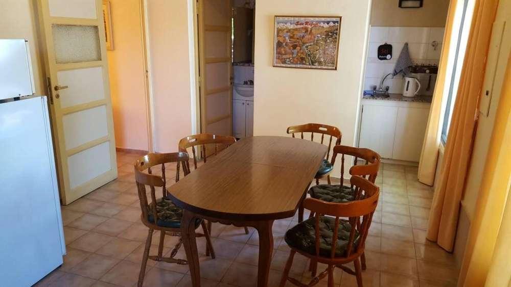 wq44 - Departamento para 2 a 5 personas con cochera en San Rafael