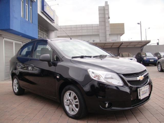 Chevrolet Sail Ac 2013