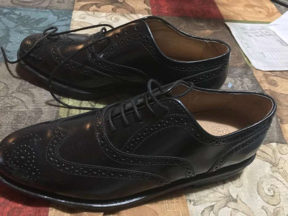 Zapatos de Vestir Oxford