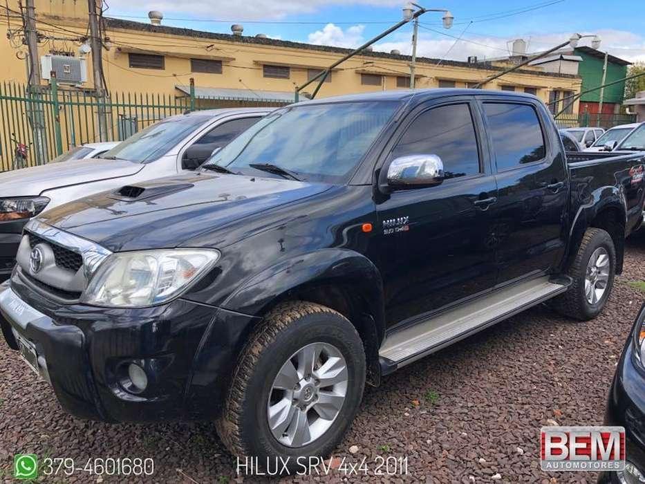 Toyota Hilux 2011 - 145000 km