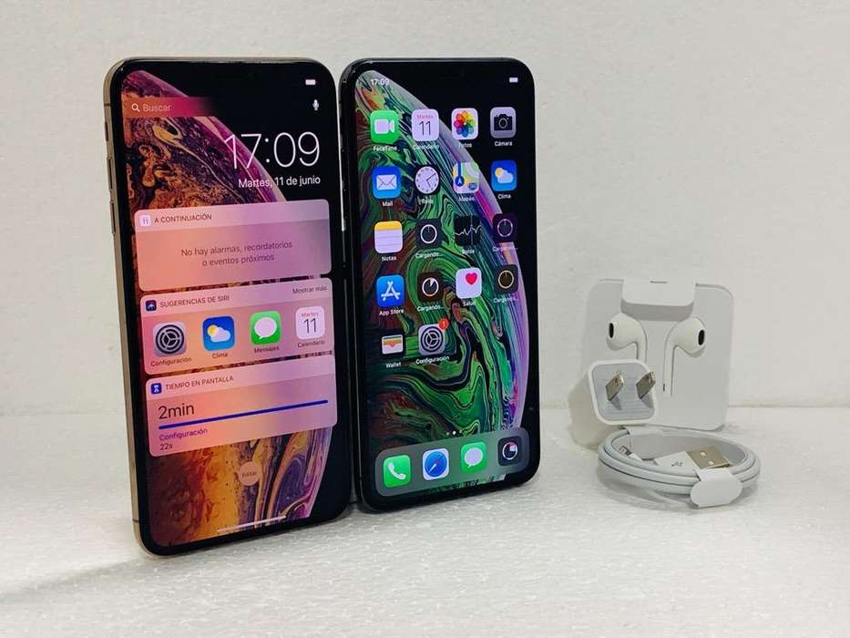 iPhone Xs Max 64Gb Gold Y Black