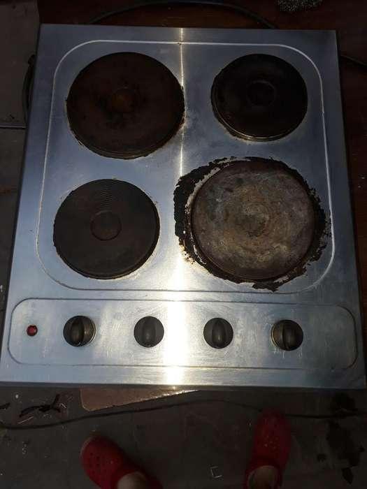 Anafe Electrico 4 Hornallas
