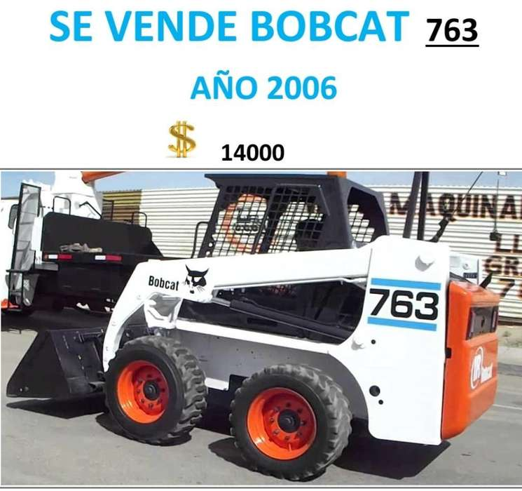 Se Vende Bobcat