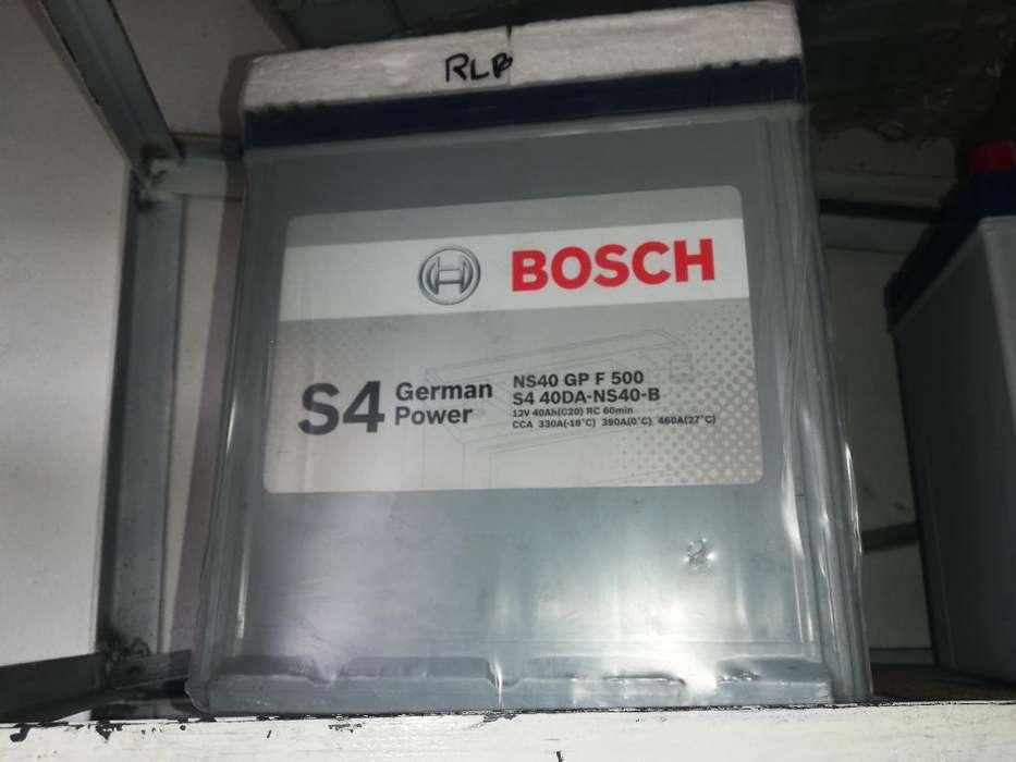 Gran Promoción de Baterías Bosch 314 299