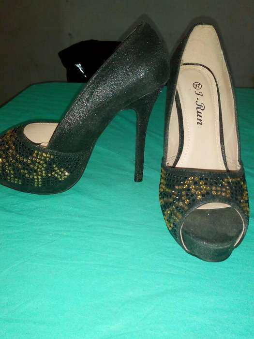 Zapatos de Fiesta Num 37 Hermosos