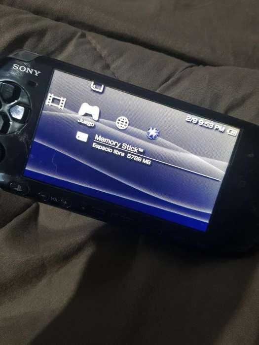 Vendo Cambio Psp 16gb Slim Modelo 3010
