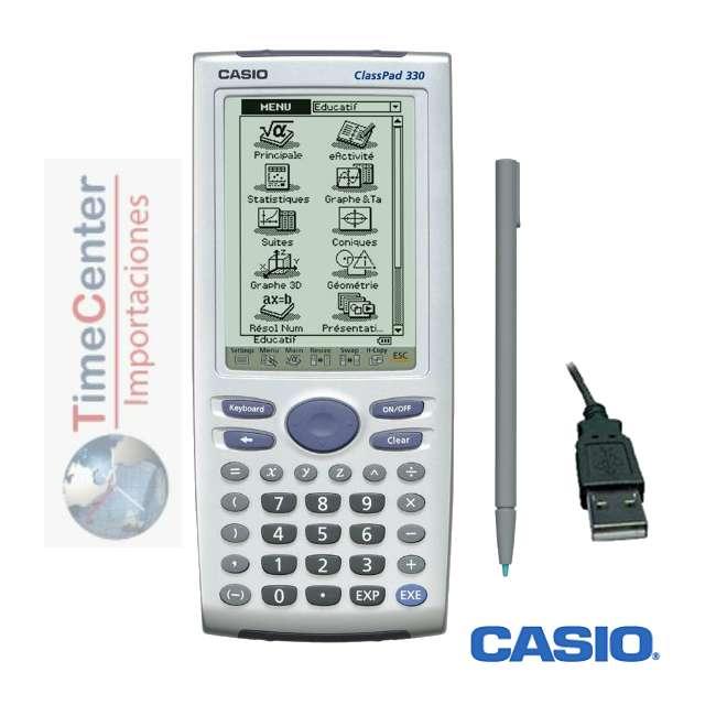 Calculadora Casio Class Pad 330,científica, Gráfica,estadist