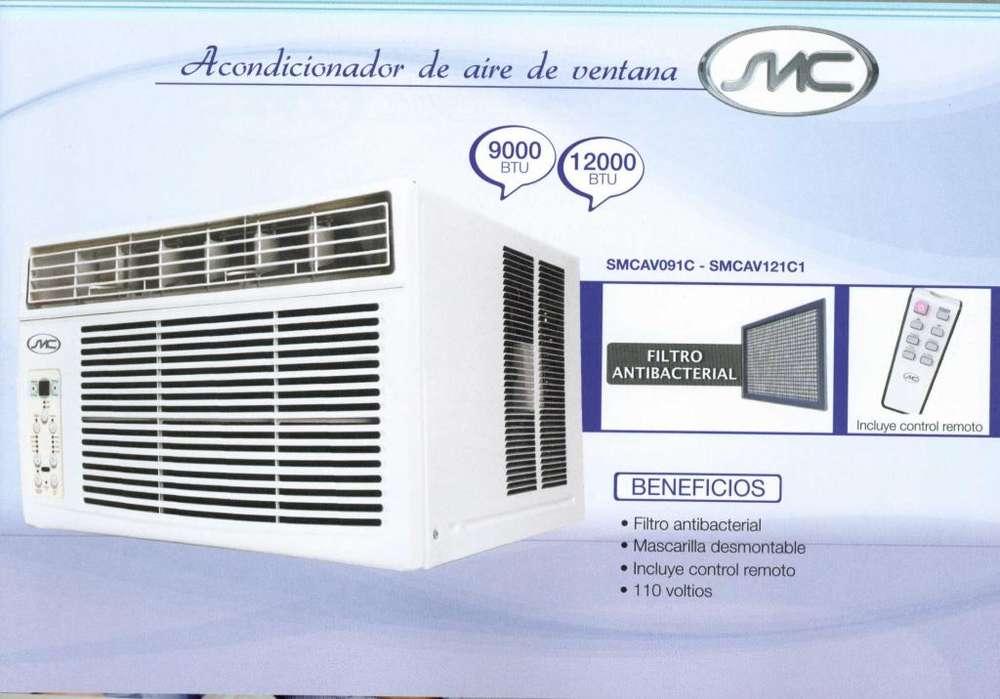 Aire Acondicionado <strong>ventana</strong> Inverter