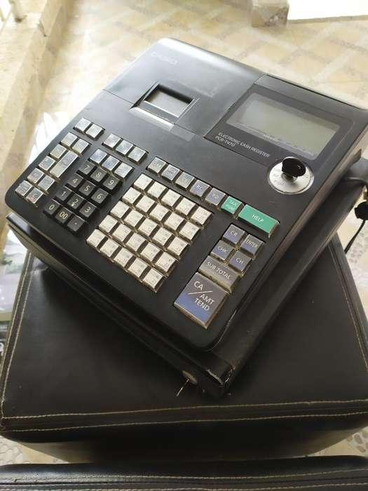 Caja Registradora Casio Pcr-t470