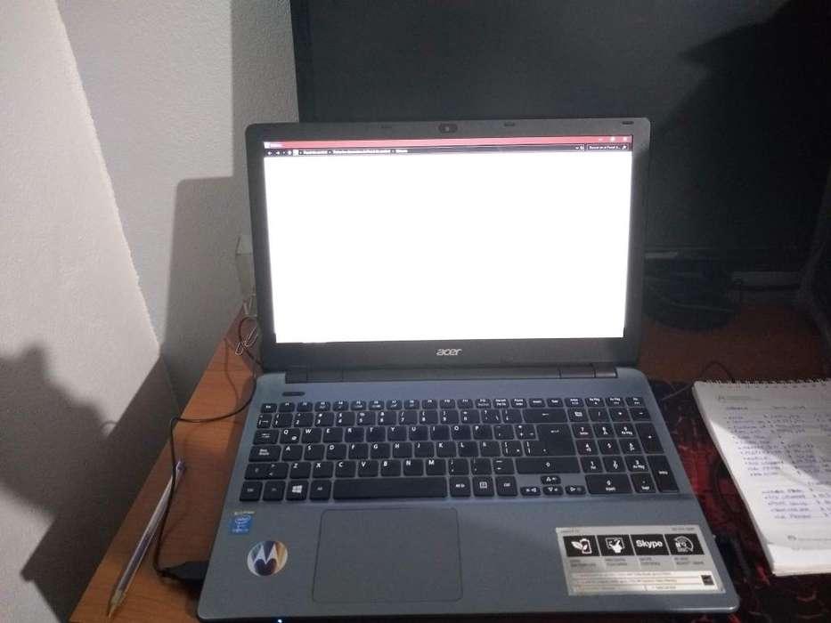 Notebook Acer E5-571