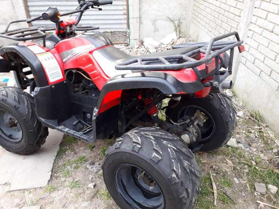 Vendo Cuatriciclo Keller 200cc,andando