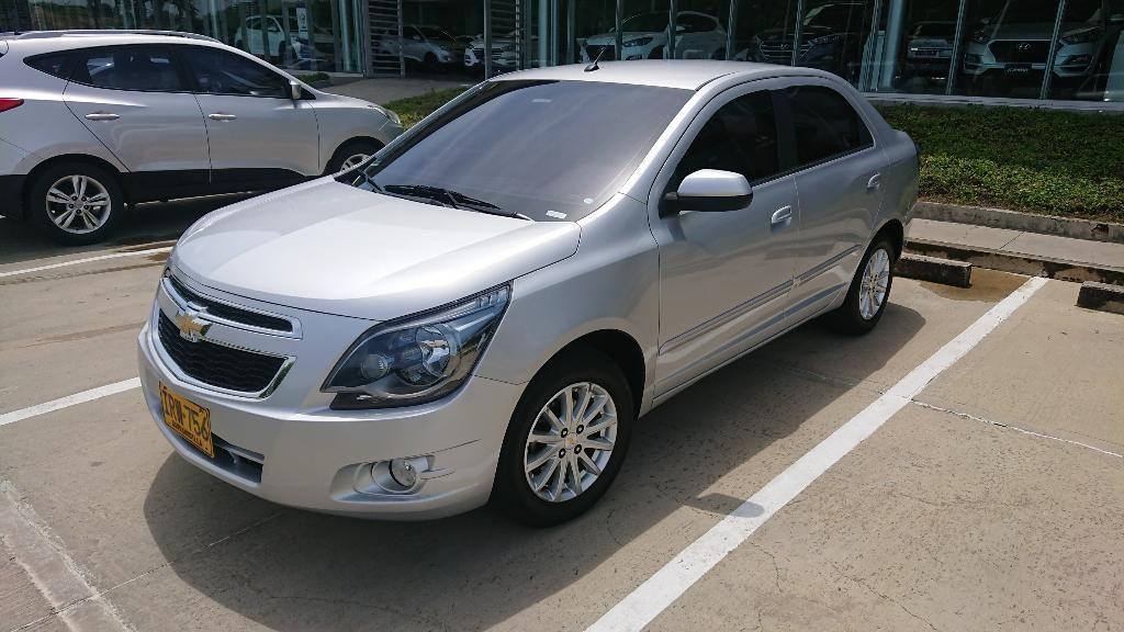 Chevrolet Cobalt Ltz 2016 Aut 1800cc