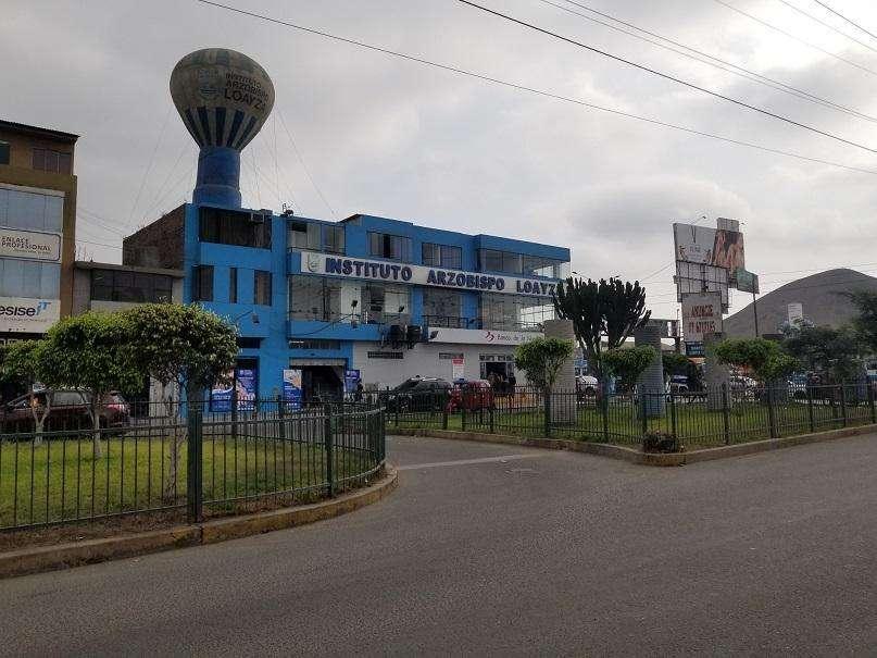 ALQUILO LOCAL COMERCIAL IDEAL PARA INSTITUCIONES EDUCATIVAS O RESTAURANT.