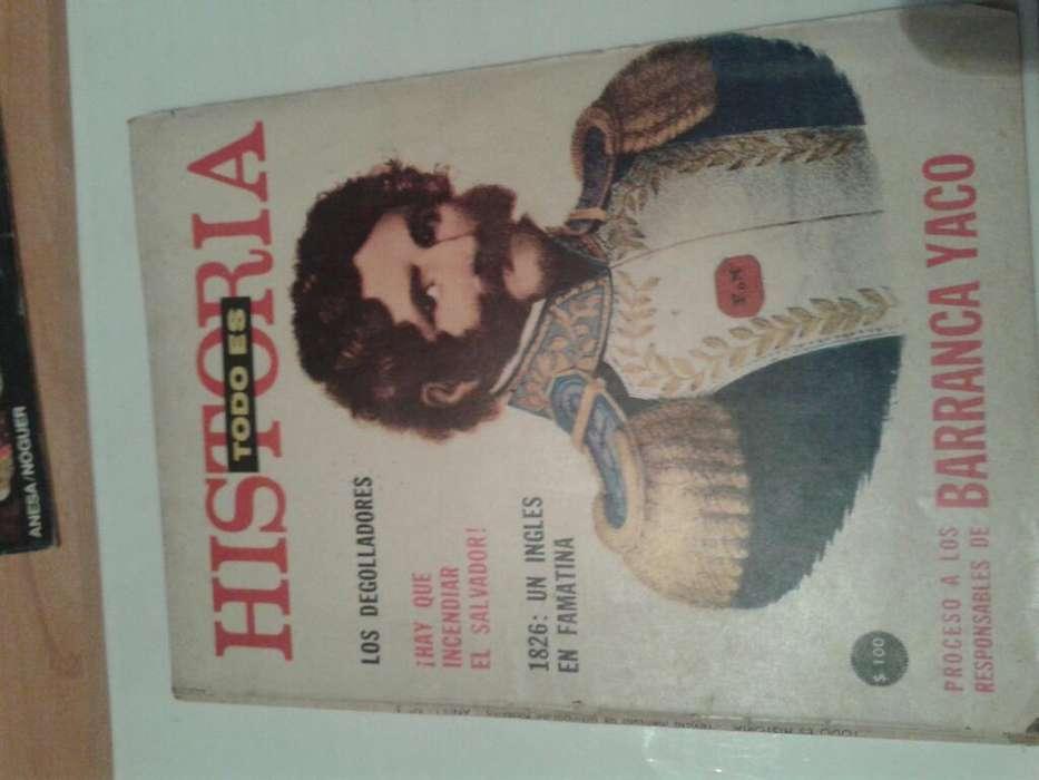 Dos Revistas Todo Es Historia 3 Y 95