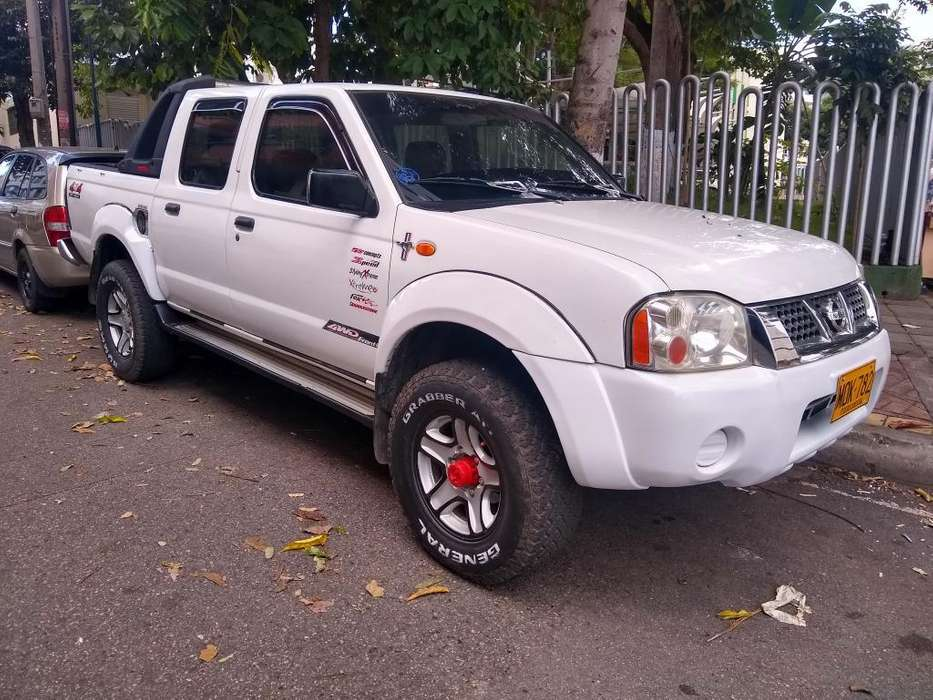 Nissan Frontier 2007 - 100 km