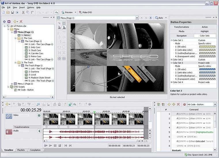 Sony Vegas Movie Studio Platinum Edition Pro 9 CHAVEZ COMPUTACION