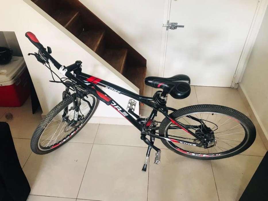 Bicicleta Todo Terreno Como nueva!!!