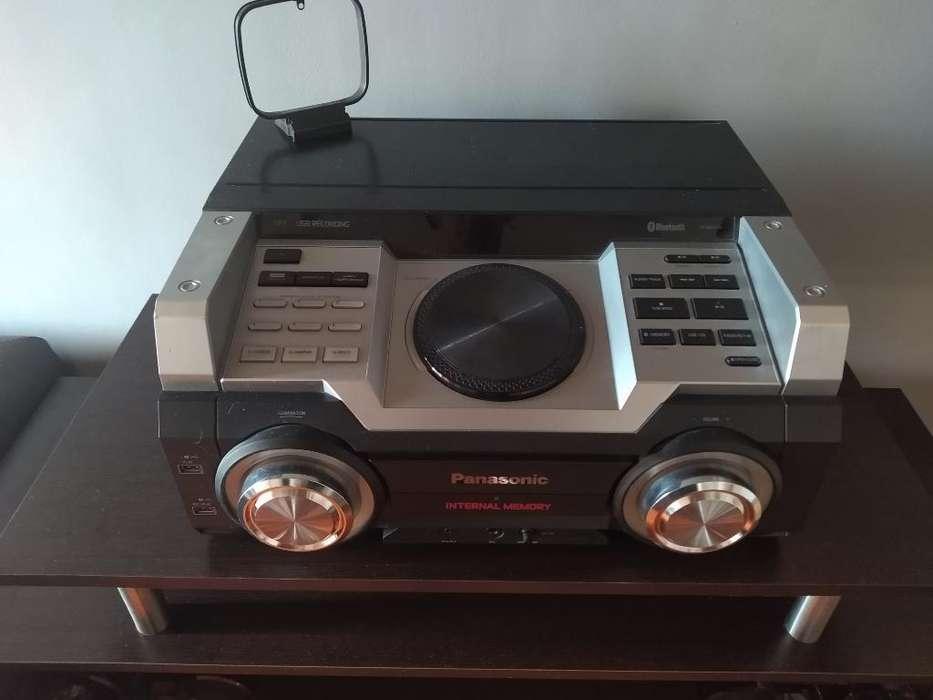 Equipo de Sonido - Panasonic