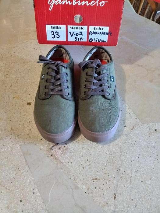 Zapatos Niño 33