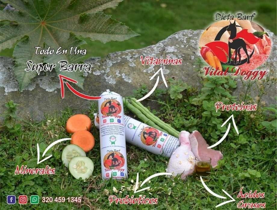 Dieta Barf Alimento Natural para Mascota