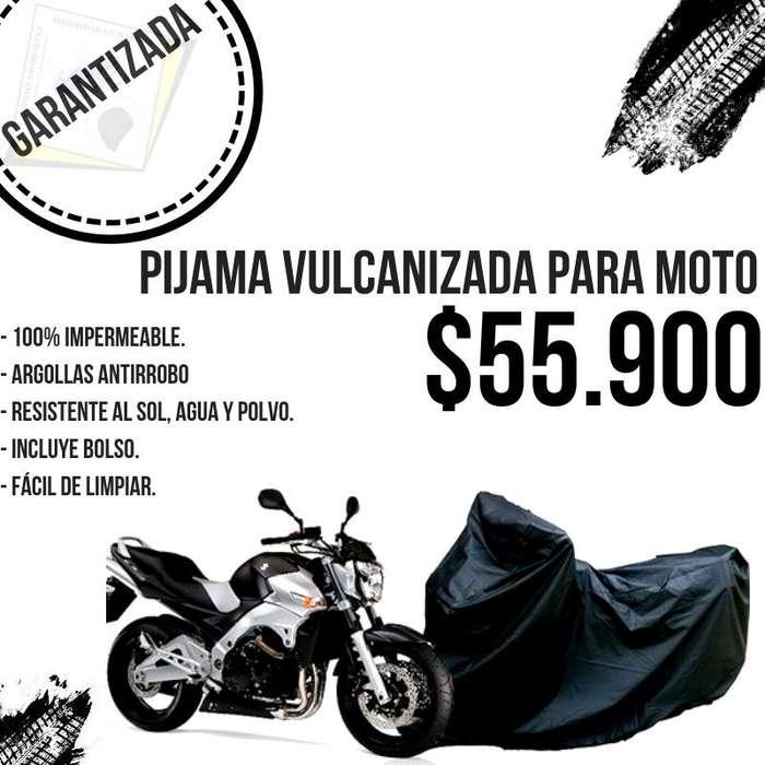 Pijama Para Moto Impermeable Vulcanizada 100 Original