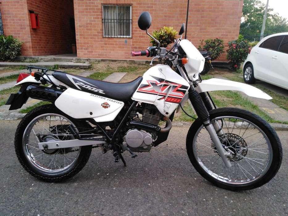 Honda Xl 200. 2007. Al Día. Full.