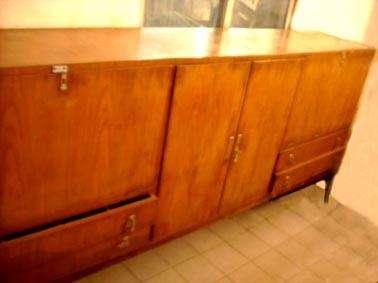 Vendo mueble antiguo de madera