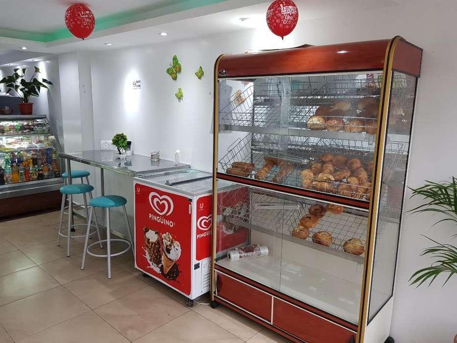 Panadería en Venta Buen Precio