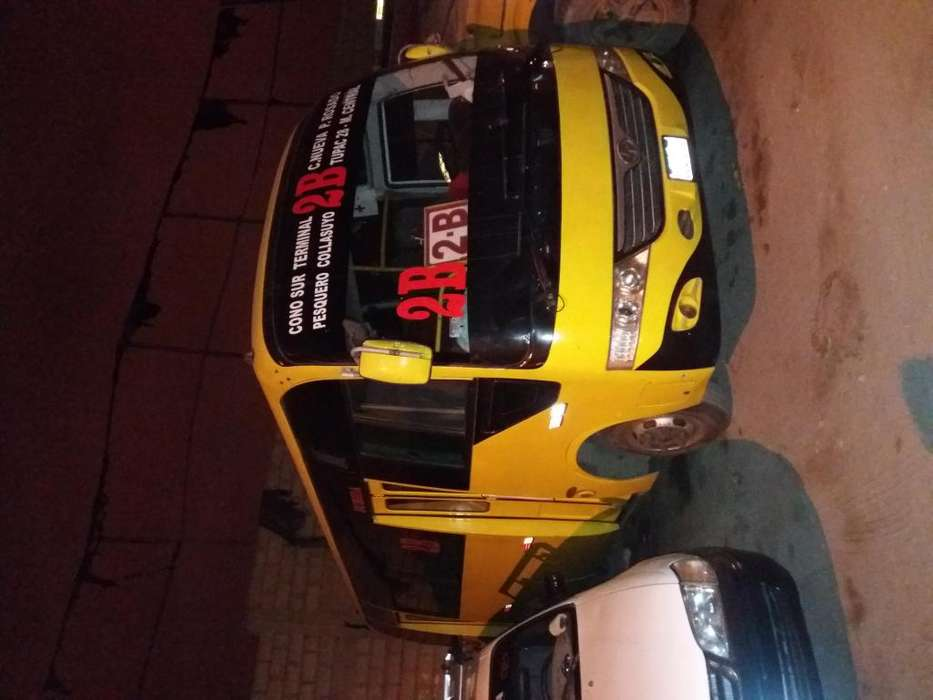 Linea 2B y vehiculo 943099050
