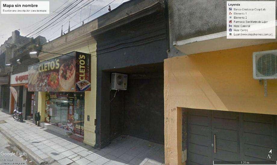 Local en venta en Lujan Centro