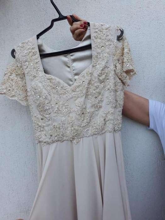 Vestido de recepción/fiesta/casamiento