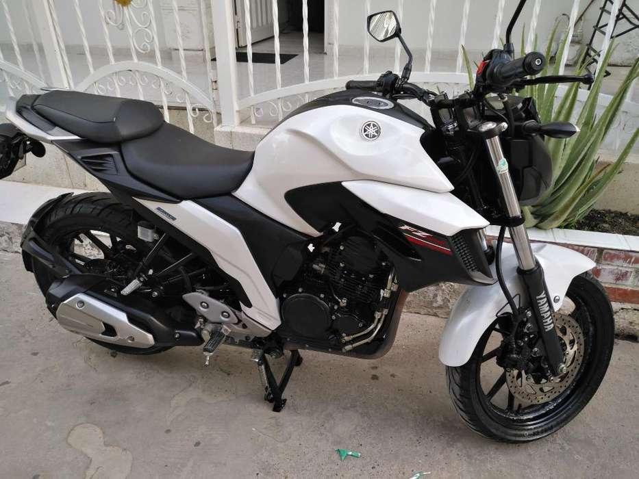 Venta de Moto Fz250 Fz25