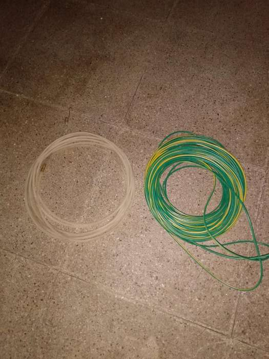 Vendo Pasacable Y Cable de 1,5mm