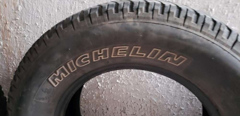 3 Cubiertas <strong>michelin</strong>