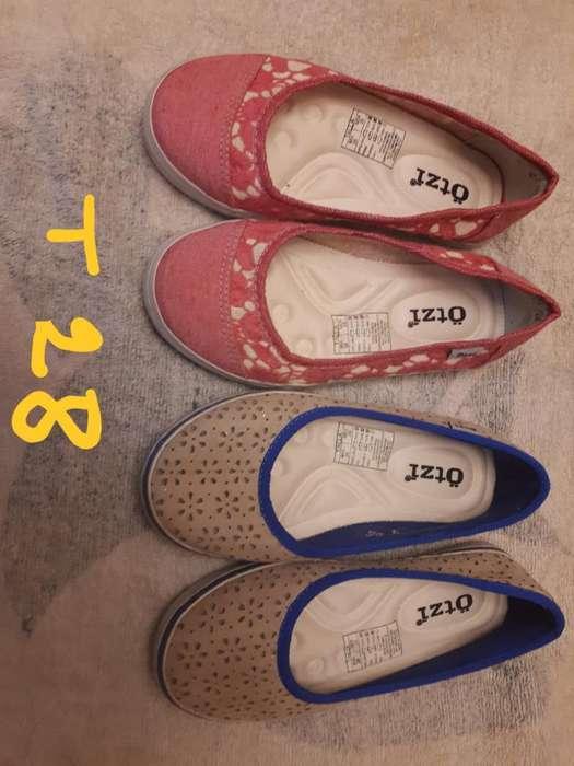 Zapatos Niñas Princesas
