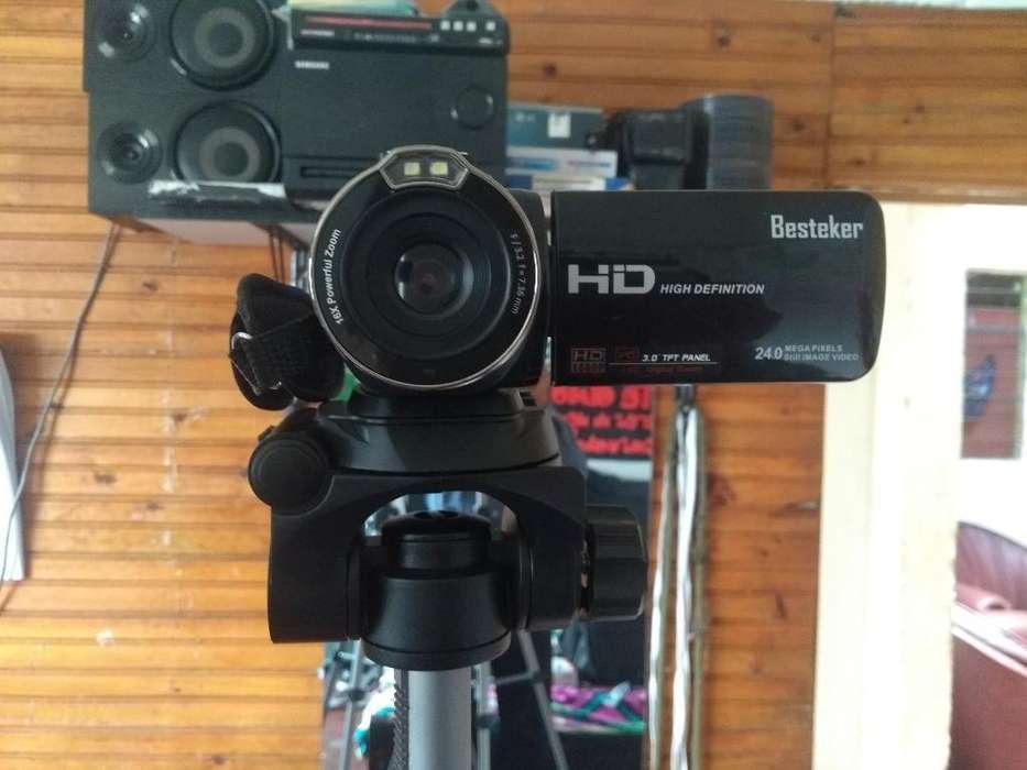 Camara de Video Y Fotografía 24 Megapixe