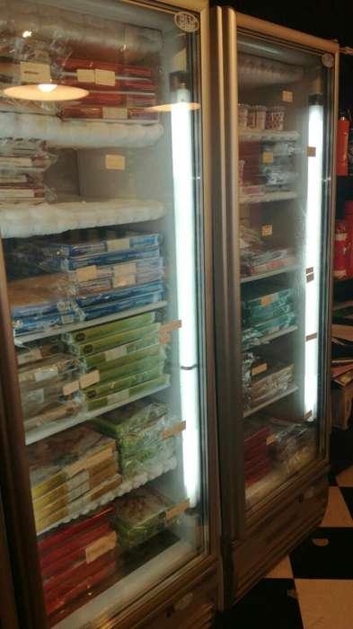 Freezer Exhibidor Vertical Fam
