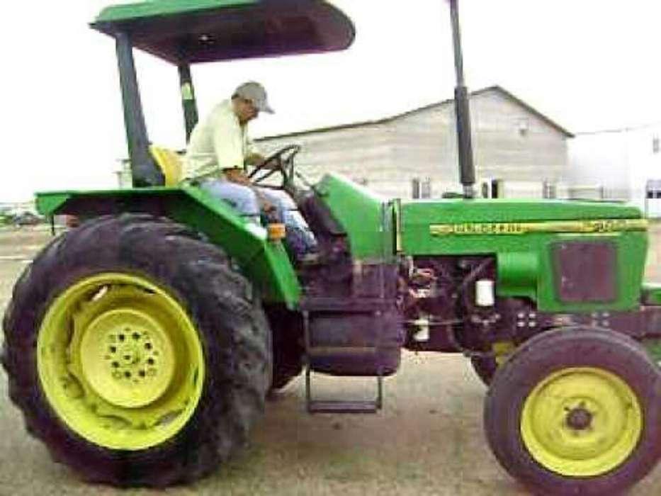 Tractor Jhon Deere Zetor Usado