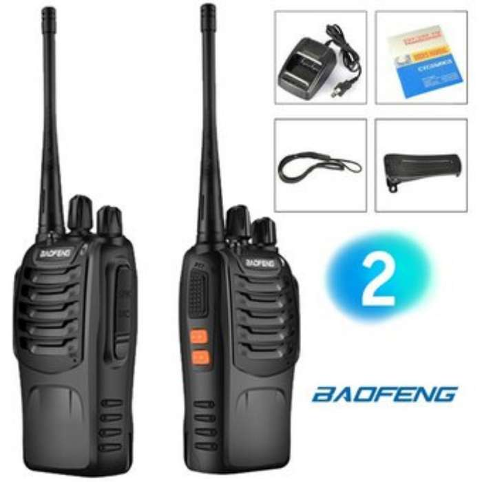Walkie Talkie Baofeng Bf 888s <strong>radio</strong> Tele