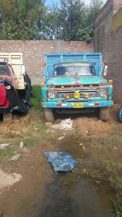 Camión en Veta