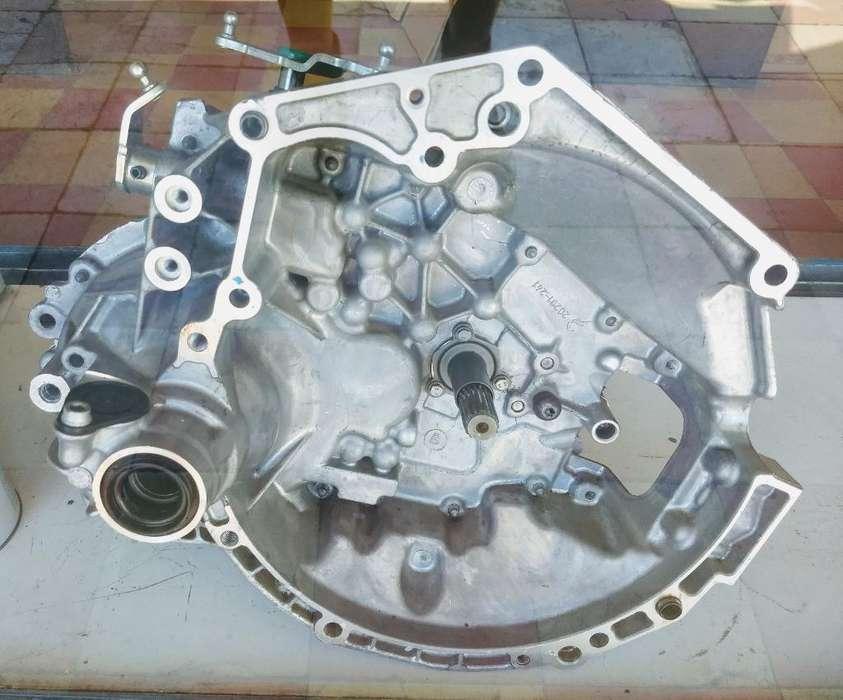 Caja Okm Peugeot Citroen 1.4 Nafta