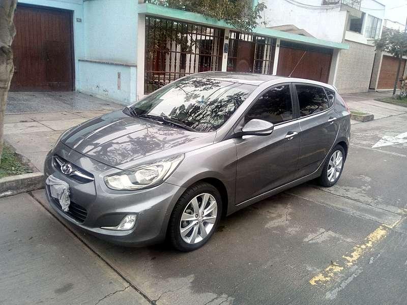 Hyundai Accent Hatchback 2014 - 44000 km segunda mano  en Lima