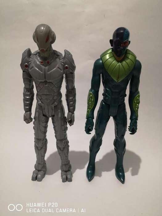 Muñecos de Marvel de 30cm