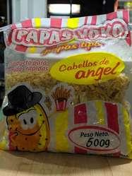 Papa Cabellos de Angel Y Ripio