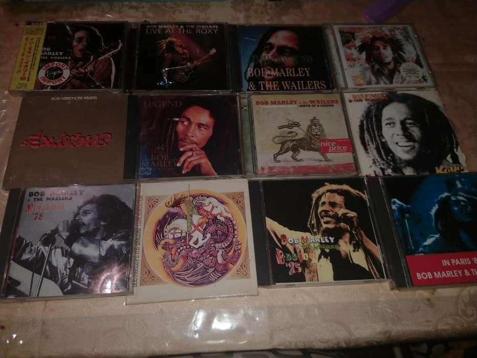 Bob Marley Coleccion Nuva Y Unica