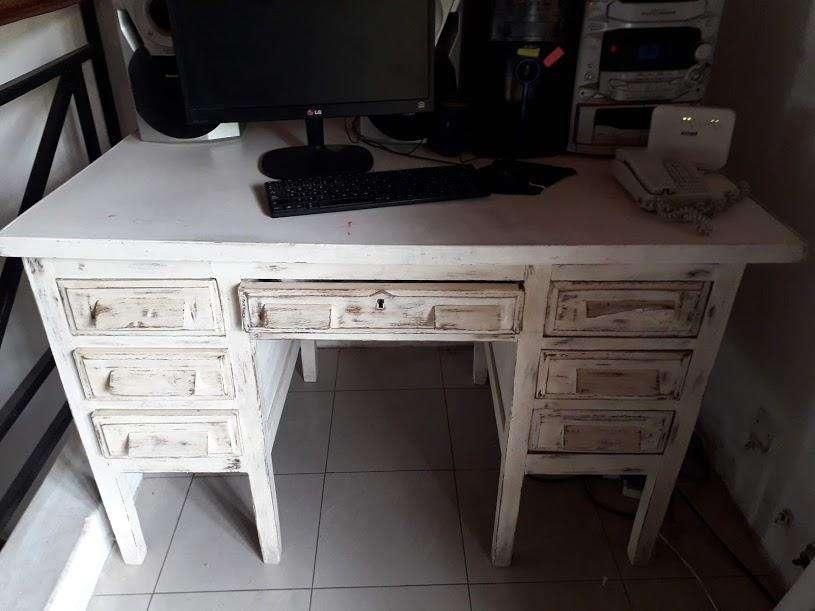 <strong>escritorio</strong> antiguo reciclado